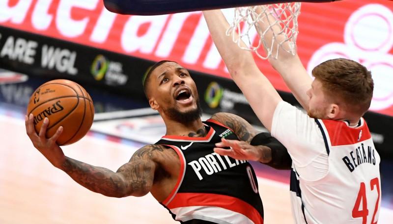 Hārdens un Lilards atzīti par NBA nedēļas labākajiem