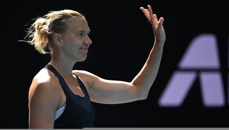 "Kanepi sagrauj ""Australian Open"" čempioni Keninu"