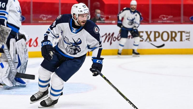 """Eglem -2 Manitobas """"Moose"""" sagrāvē sezonas pēdējā spēlē AHL"""