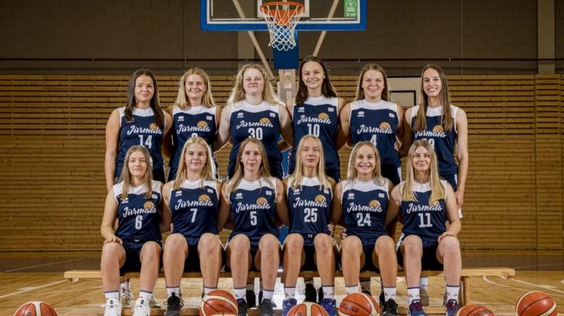 New kids on the block: Latvijas U16 izlase atgriežas ar uzvaru pār Jūrmalu