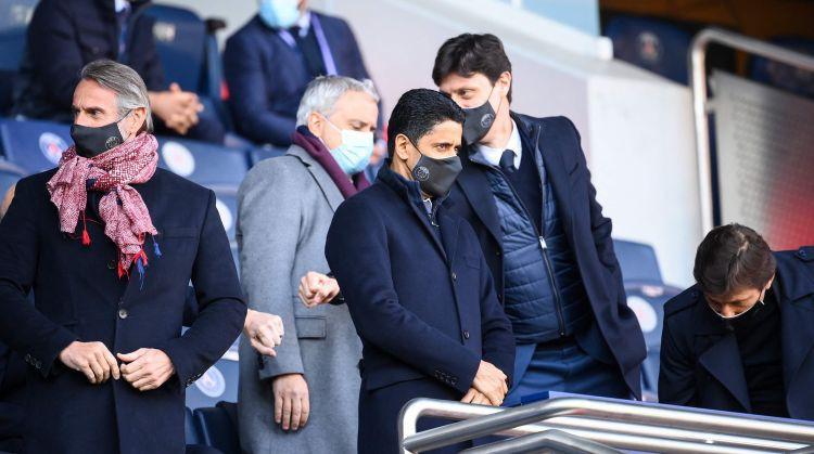 """PSG prezidents: """"Jau kopš pirmās dienas mērķis ir Čempionu līga. Esam investējuši pietiekami"""""""