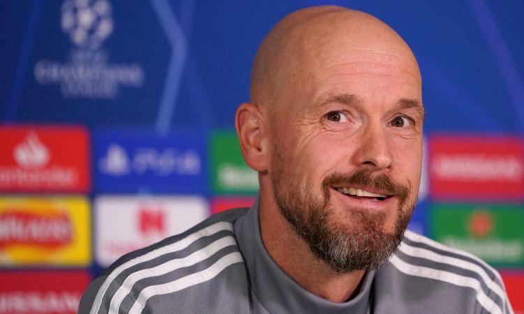 ''Ajax'' pagarina līgumu ar galveno treneri ten Hāgu līdz 2023. gada vasarai