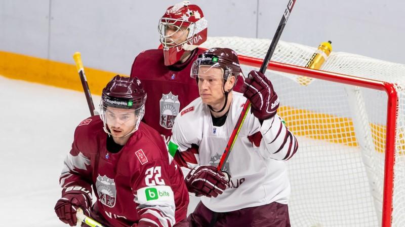 Bukmeikeri Latvijas hokejistiem veiksmīgu mājas čempionātu nesola
