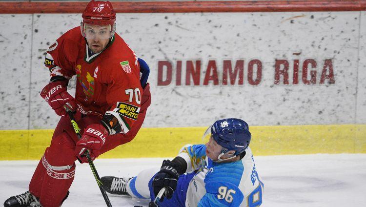 Covid-19 gadījuma dēļ atcelta Kazahstānas un Baltkrievijas spēle Mārupē