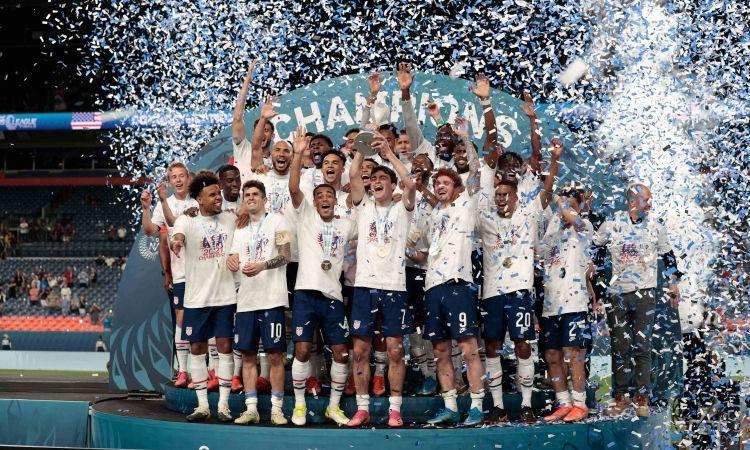 Pulisika soda sitiens papildlaikā nodrošina ASV triumfu CONCACAF Nāciju līgā