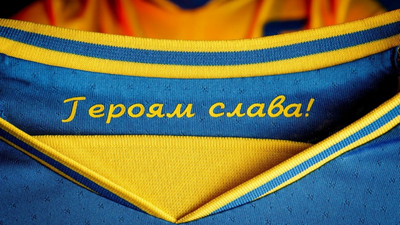 UEFA noraida Krievijas sūdzību, tomēr liek Ukrainai no formām noņemt saukli