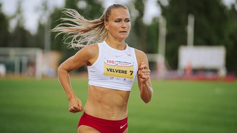Velvere valsts čempionātā uzlabo pozīciju virs svītras olimpiskās atlases rangā