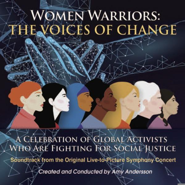 """Latvijā ierakstītais un ASV izdotais albums """"The Voices of Change"""" tagad pieejams arī Latvijā"""