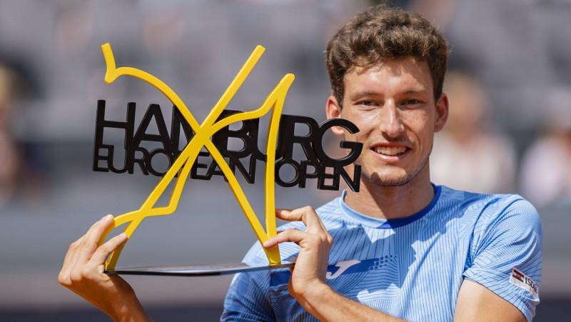 Karenjo Busta uzvar Vācijā, Rūds pārspēj tēva rezultātu Zviedrijā