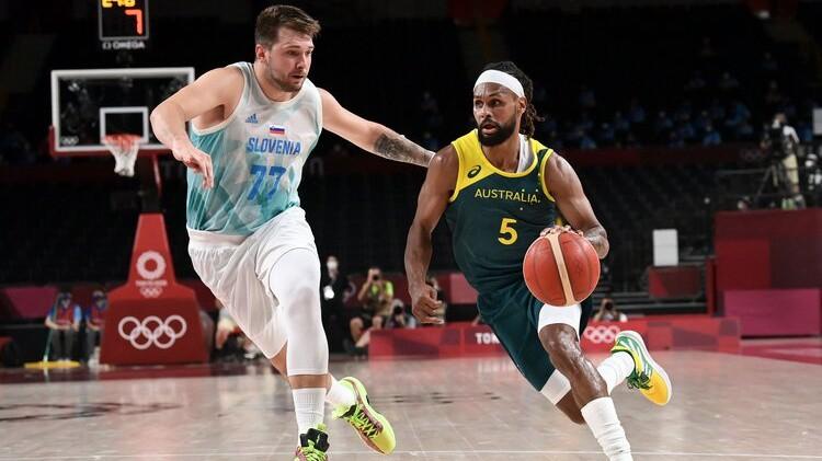Milzam karjeras spēle, Austrālija apstādina Dončiču un izcīna pirmo olimpisko bronzu