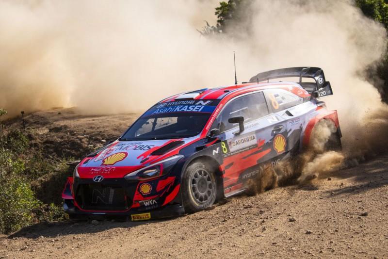 WRC piedāvā Latvijai 2024. gadā uzņemt pasaules čempionāta rallijā posmu