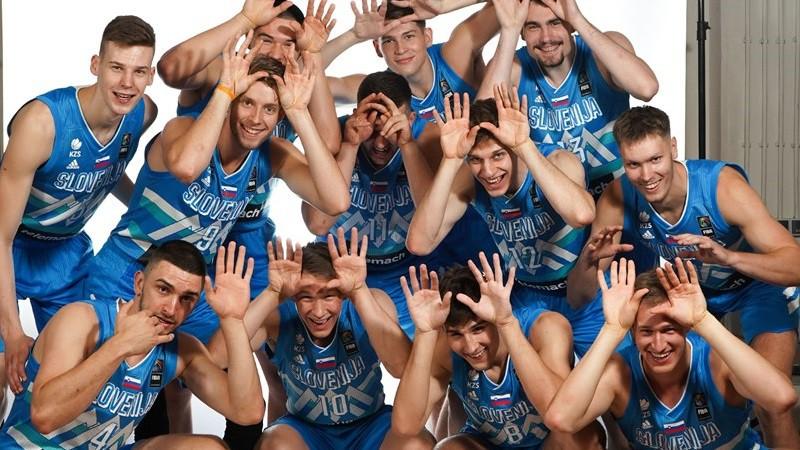 Dončiča pēdās: Slovēnijai izcila vasara jaunatnes basketbolā