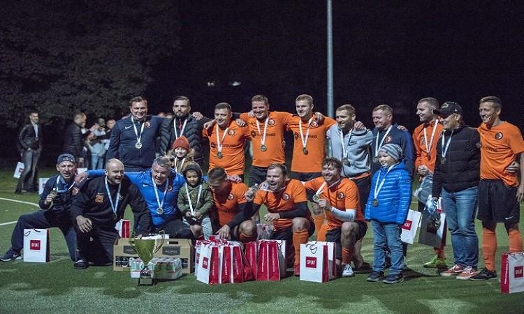 Rezultatīvi noslēdzies Rīgas minifutbola čempionāts