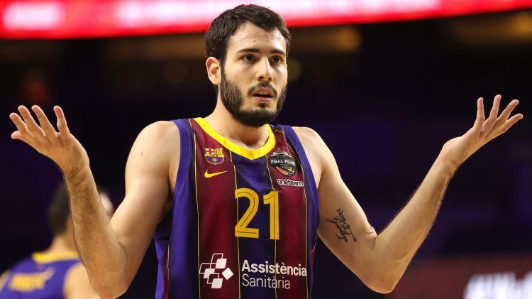 Šmita pārstāvētās Barselonas snaiperis Abriness nespēlēs četrus mēnešus
